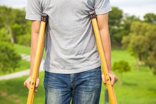 disability after General Negligence Personal Injury