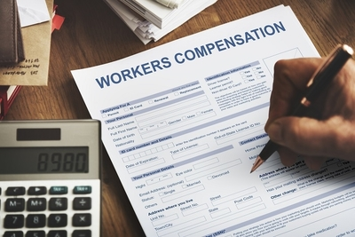 Workers compensation benefits claim