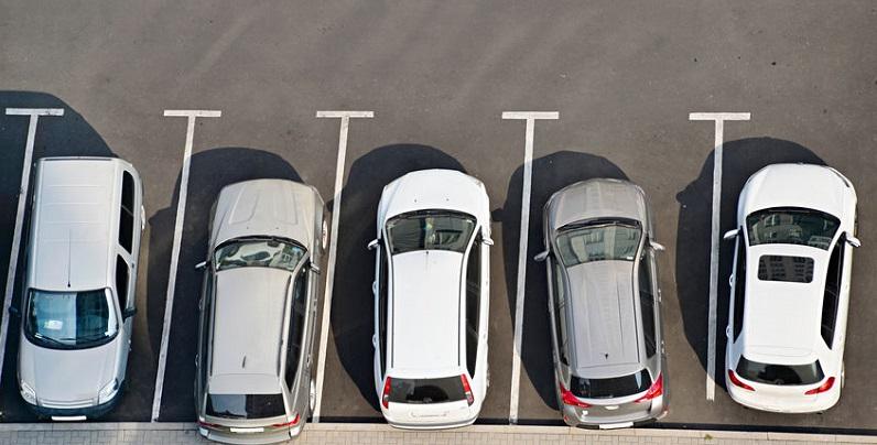 parking lot accidents
