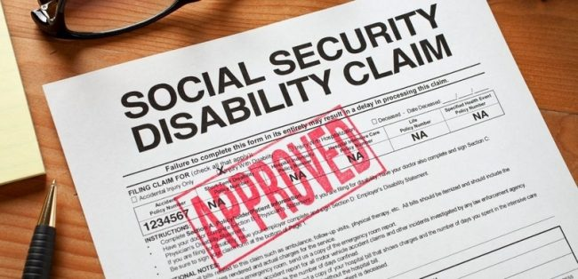 social security disability approved