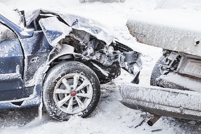 winter car accidents